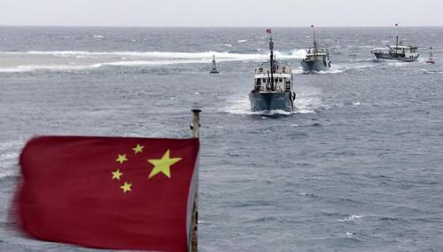 China-has-called-on-North-Korea-to-secure-the-release-of-Yu-Xuejun's-fishing-boat-and-its-crew-seized-earlier-this-month