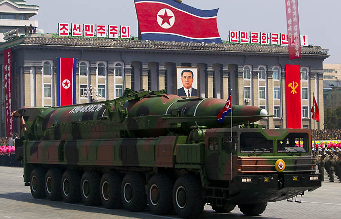 North Korea Failure to Launch