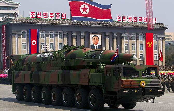 North Korea Failure to Launch