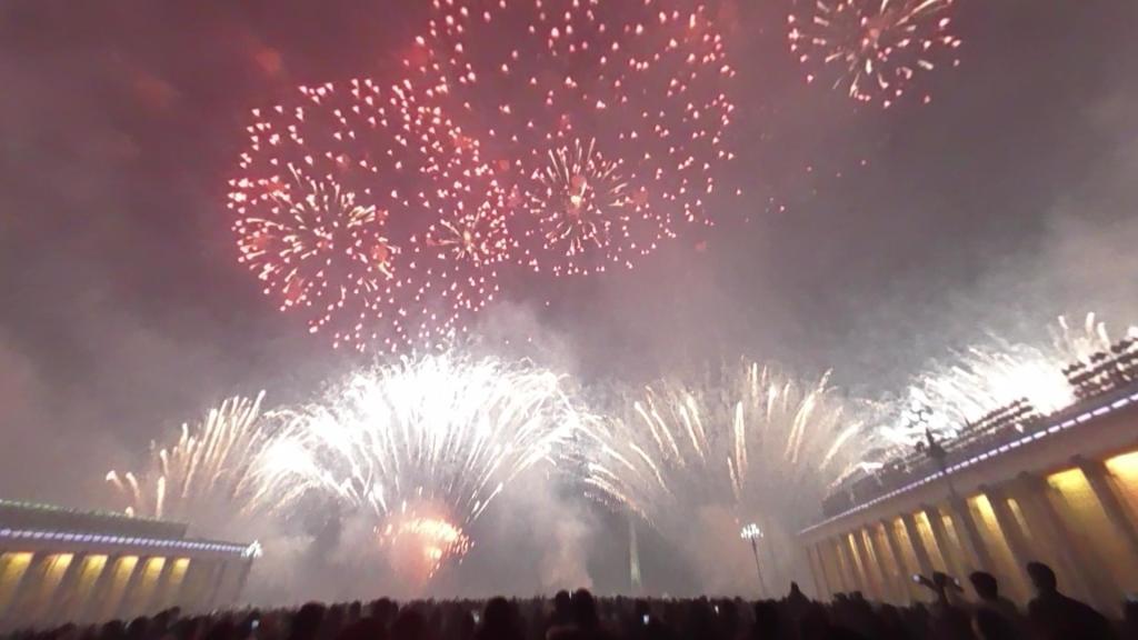 Fireworks display(6)